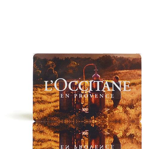Geschenk Gutschein L'Occitane 100€