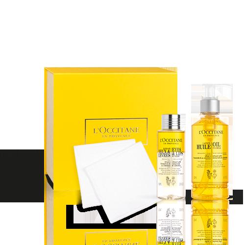 Gesichtspflege-Geschenkbox Wohlfühl-Reinigung