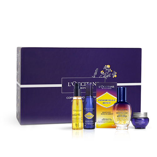 Gesichtspflege-Geschenkbox Reset-Routine