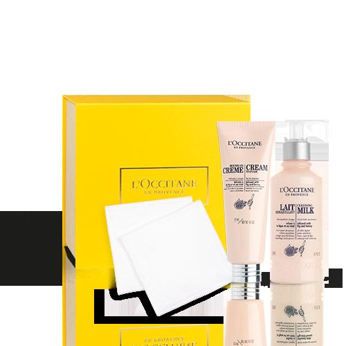 Gesichtspflege-Geschenkbox Sanfte Reinigung