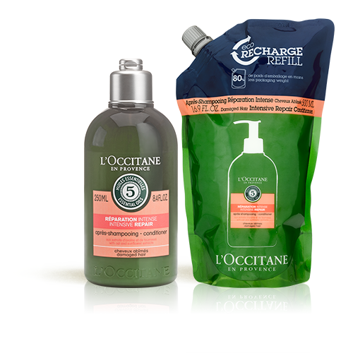 Duo Intensiv-Repair Haarspülung und Nachfüllpackung