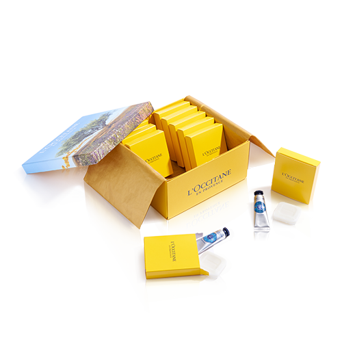Karité Geschenkbox für Gäste