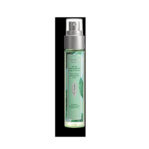 Sorbet-Verbene Erfrischendes Spray für Körper und Haare 50ml