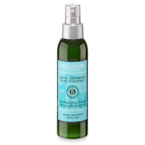 Aromachologie Revitalising Fresh Detangling Spray