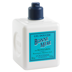 Bonne Mere Rosemary Shower Gel