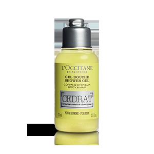 Cedrat Shower Gel (Travel Size)