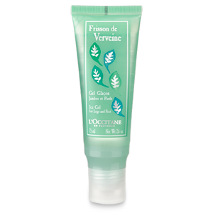 Frisson de Verveine Ice Gel for Legs and Feet