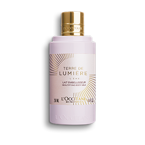 Terre de Lumiere L'Eau Beautifying Body Milk