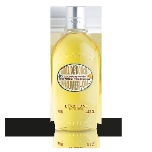 Castelbajac Almond Shower Oil