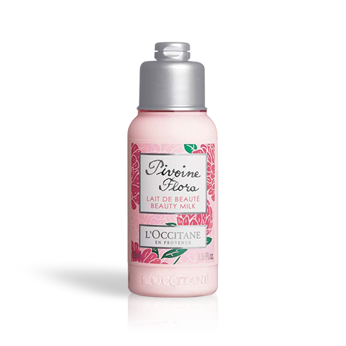 Pivoine Flora Body Milk (Travel Size)