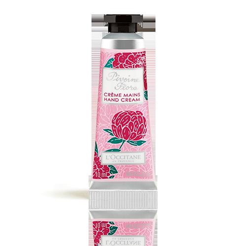 Pivoine Flora Hand Cream (Travel size)