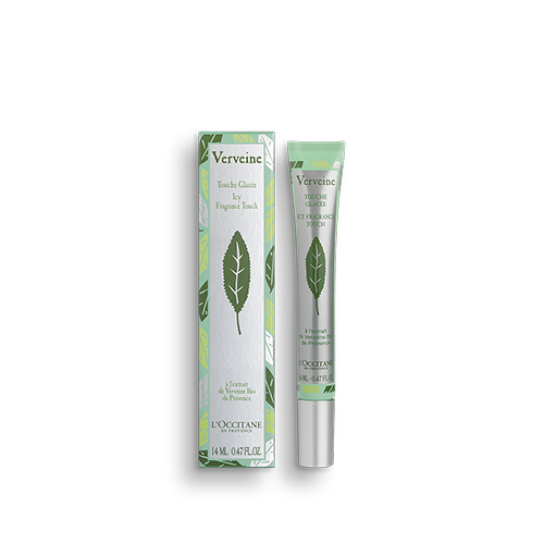 Verbena Icy Fragrance Gel Touch