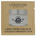 Shea Butter Ultra Rich Comforting Cream Sample