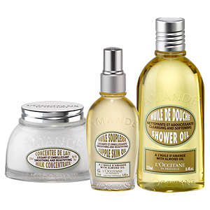 Almond Body Care Collection