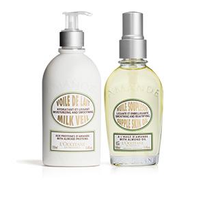 Almond Delicious Body Duo - L'Occitane