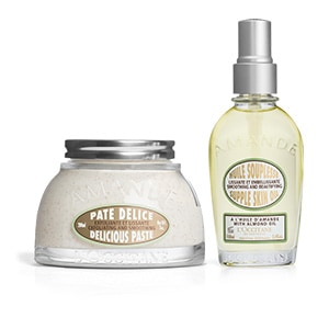 Almond Exfoliating Body Duo