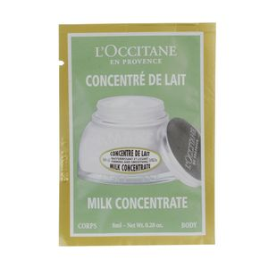 Almond Milk Concentrate Sample