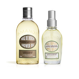 Almond Oil Duo - L'Occitane