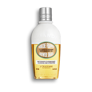 Almond Shower Shake - L'Occitane
