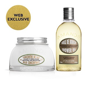 Almond Smooth Skin Duo - L'Occitane