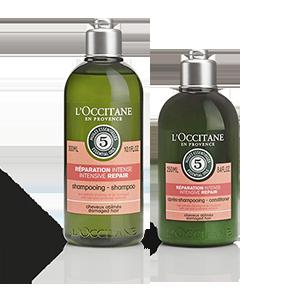 Aromachologie Hair Repairing Duo - L'Occitane