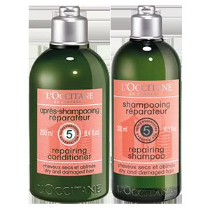 Aromachologie Hair Repairing Duo