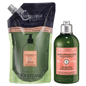 Aromachologie Repairing Conditioner 250ml & Eco-Refill Duo