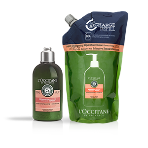 Aromachologie Repairing Conditioner Refill Duo - L'Occitane