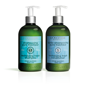 Aromachologie Revitalizing Hair Duo - L'Occitane
