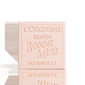 Bonne Mère Peach Soap - L'Occitane
