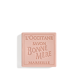 Bonne Mere Rose Soap - L'Occitane