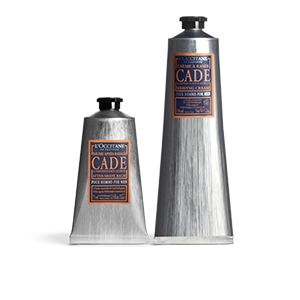 Cade Shaving Cream & Balm Duo