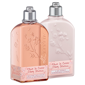 Cherry Blossom Body Duo