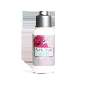 Cherry Blossom Cerisier Pastel Body Milk - L'Occitane