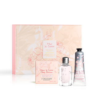 Cherry Blossom Discovery Kit - L'Occitane