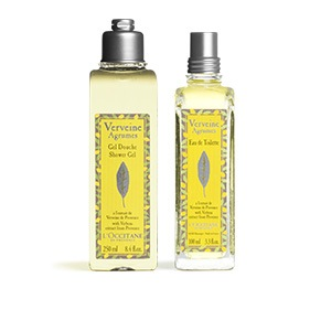 Citrus Verbena Shower Gel & Fragrance Duo