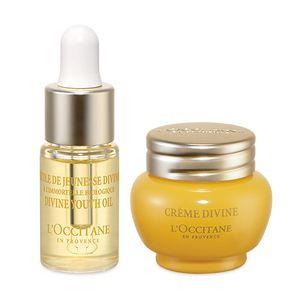Divine Cream & Youth Oil Duo