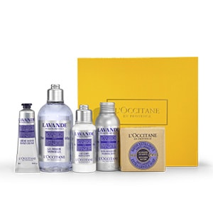 Fragrant Lavender Treasures - L'Occitane