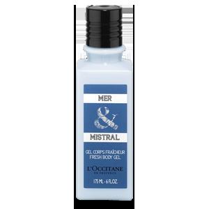 Fresh Body Gel Mer & Mistral