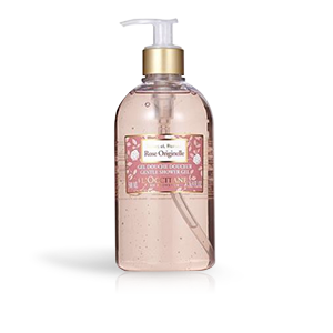 Gentle Original Rose Shower Gel - L'Occitane