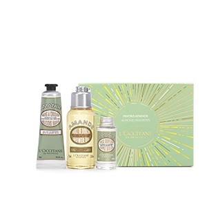 Indulgent Almond Voyage Set