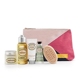 Indulging Almond Travel Set