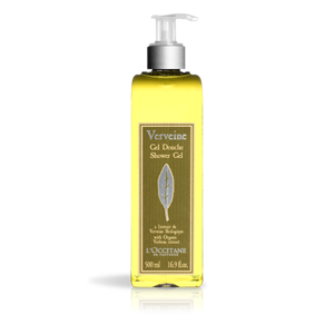 Jumbo Verbena Shower Gel