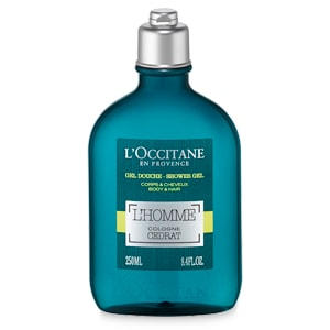 L'Homme Cologne Cédrat Shower Gel Body & Hair 250ml