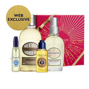 L'Occitane's Luscious Oils