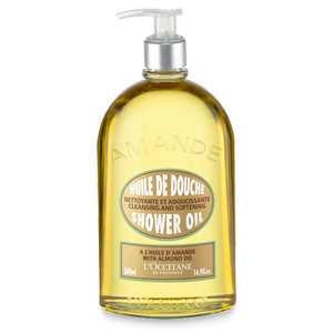 Almond Shower Oil 500ml