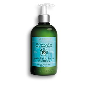 Large Aromachologie Revitalizing Fresh Shampoo