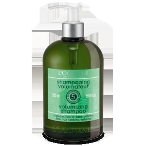 Large Aromachologie Volumizing Shampoo