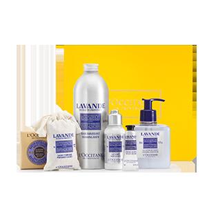 Fragrant Lavender Collection - L'Occitane