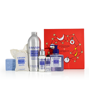 Lavender Holiday Collection - L'Occitane